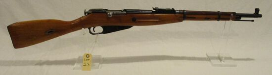 Soviet M91/59 Cut down to carbine length from a M91/30  7.62 x 54r Caliber