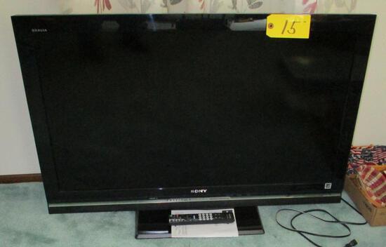 Sony Flat Screen