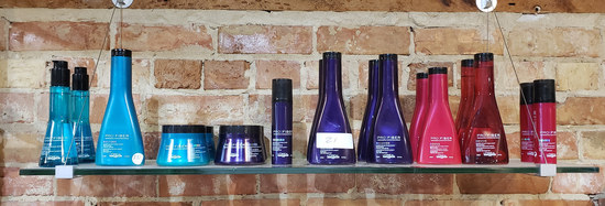 Pro Fiber professional hair damage science products