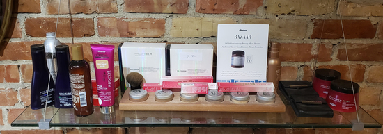 Misc hair and make-up products