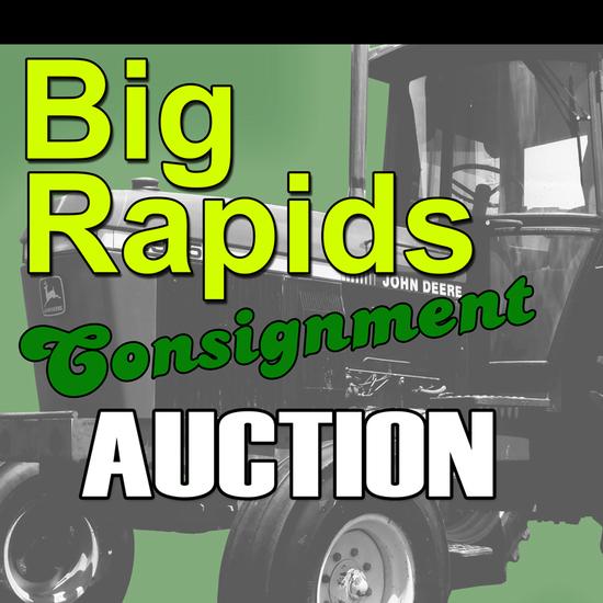 POSTPONED - Ring 2- 13th Annual Big Rapids
