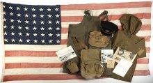 WWII D-DAY FLOWN FLAG LST 314 - OMAHA BEACH