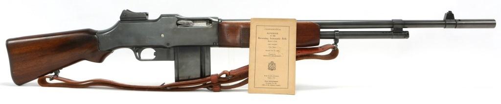 FIREARM AUCTION - Antique, Modern & Machine Guns