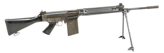 DSA MODEL SA58 .308 CAL RIFLE