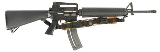 COLT MODEL M16 .22 LR CALIBER RIFLE