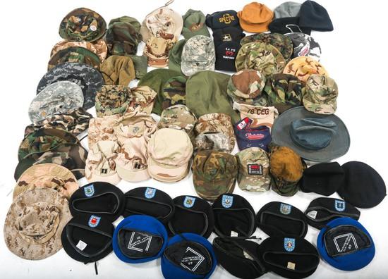 US ARMY FIELD HEADGEAR