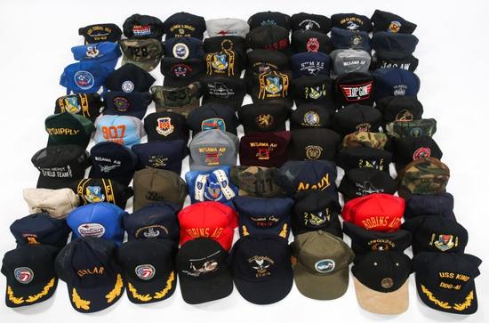 US MILITARY UNIT BASEBALL CAP HATS