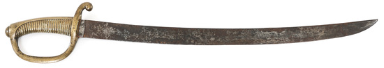 FRENCH INFANTRY 1816 BRIQUET SWORD By MANCEAUX