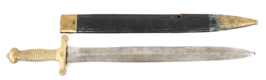 FRENCH M1831 FOOT ARTILLERY SWORD