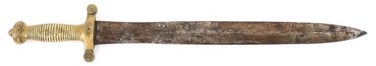 FRENCH MODEL 1831 ARTILLERY GLADIUS SWORD