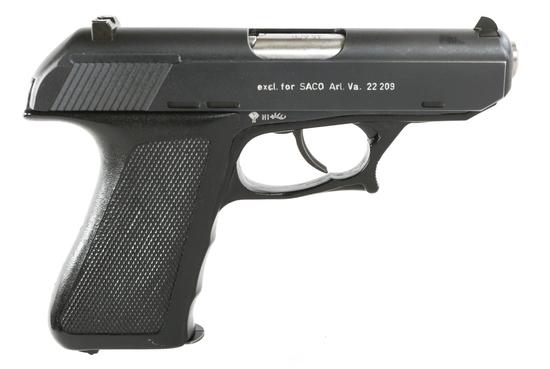 HECKLER & KOCH MODEL P9S .45 ACP PISTOL