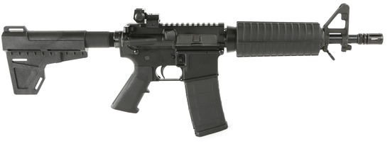 PALMETTO STATE ARMORY MODEL PA-15 5.56mm PISTOL
