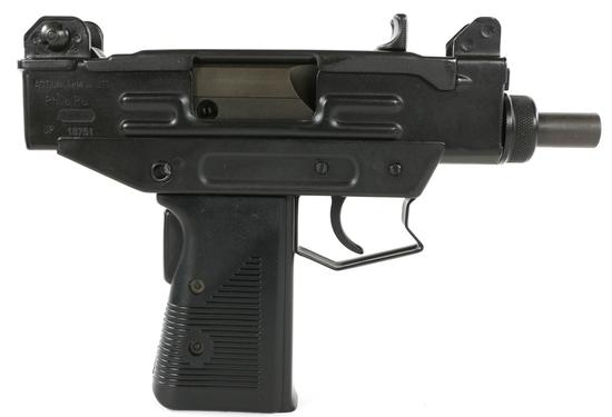 ACTION ARMS IMI UZI MODEL 9mm PISTOL