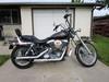 1996 Harley Davidson FXDWG Dyna Wide Glide Motorcycle