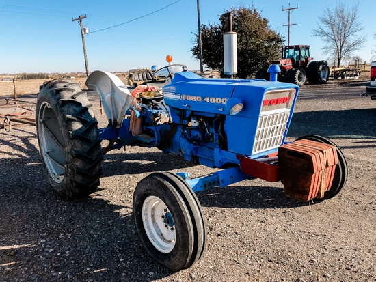 1974 Ford 4000 Tractor