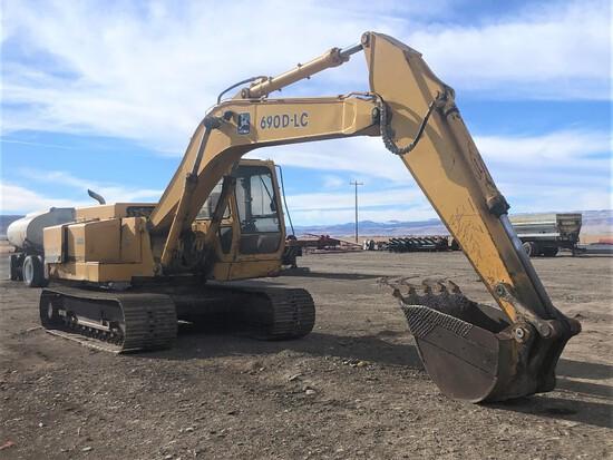 John Deere 690 D-LC Excavator