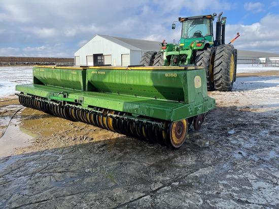 (2) John Deere 9350 Grain Drills
