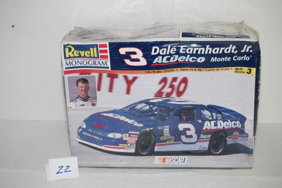 Dale Earnhardt, Jr., #3, ACDelco Monte Carlo Plastic Model Kit, Revell Monogram, 1:24 Scale
