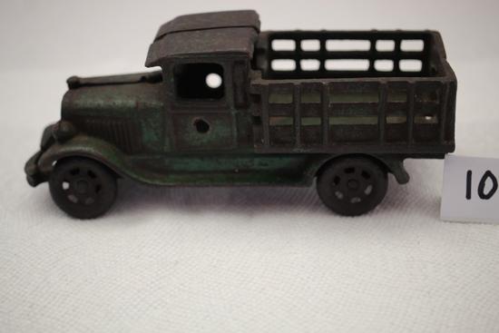 """Cast Iron Truck, 7""""L x 3""""H"""
