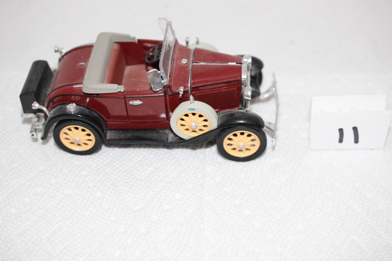 1931 Model A Ford, Diecast & Plastic, The National Motor Museum Mint, 5""