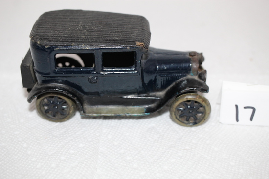 Cast Iron Car, 5""