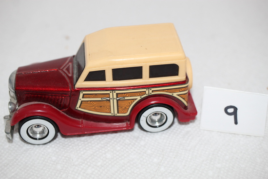 Buddy L Car, Plastic, Made In Japan, 4 1/2""
