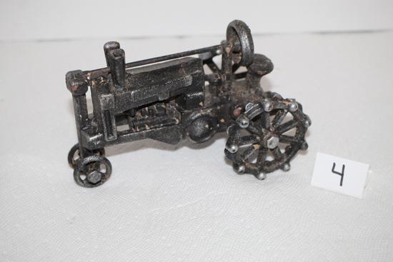 "Cast Iron Tractor, 7"""
