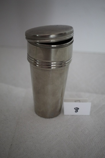 Thermocups, 6 Nesting Cups With Band & Cap, American Thermos Bottle Co., Pat. March 26, 1912