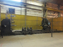 HAWK TECH ROBOTIC WELDING CELL 3, 20,000 LB.