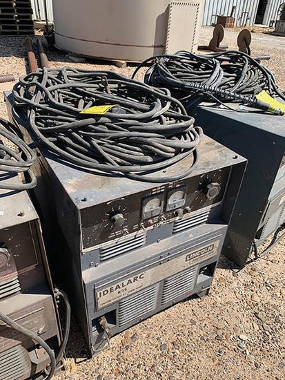 1997 MACK RD888 SX T/A DUMP TRUCK, VIN 1M2P278C9VM002014, KCT 17, LOCATION: MARCO SHOP