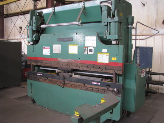 Machine Shop and Welding Equipment Auction
