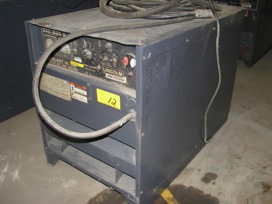 Lincoln idealarc Model DC-600 Electric welding Machine 230/460 3ph