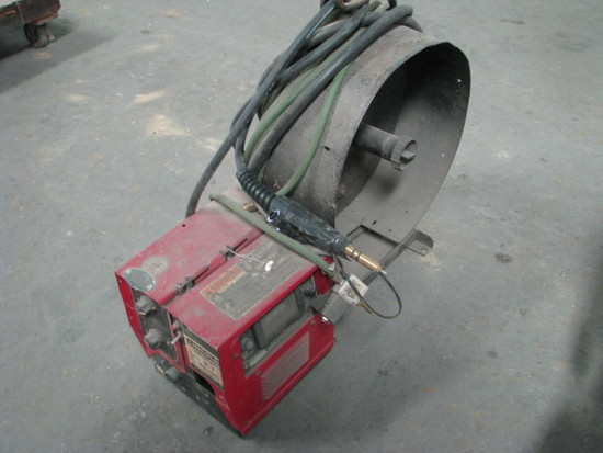 Lincoln Model LN-9 Squirt Wire Feeder Attachment