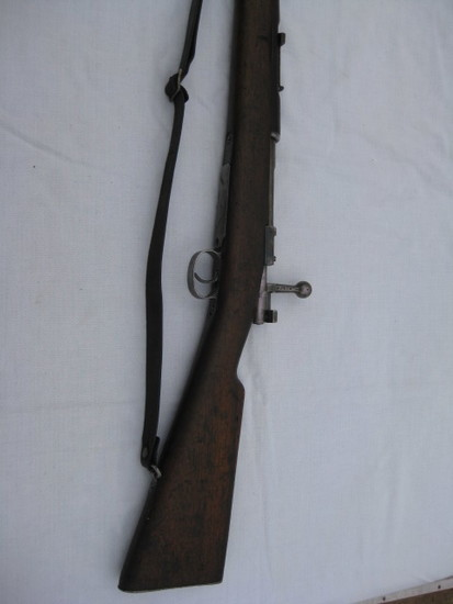 Mauser model 1895 bolt action rifle