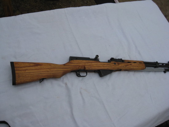 Georgia VT Model 5266A1 30/06 Rifle