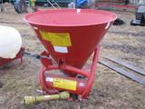 Fertilizer Seeder 3pt