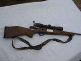 Van Guard by Weatherby 270 win bolt action rifle
