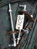 Gate Hinges 4 Bolt type