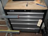Craftsman Black Tool Box