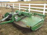 John Deere Model HX10 10' Shredder