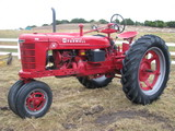 Farmall McCormic Tractor with VW engine