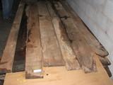 Rough Cut Cherry Wood Boards