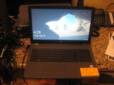 HP Laptop Computer i5 7 gen and power cord