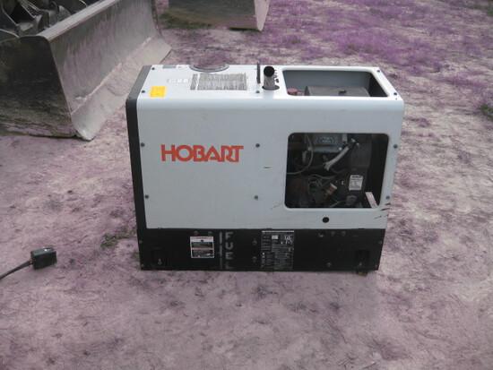 Hobart Champion 10,000 Gas Welding Machine 321 Hours