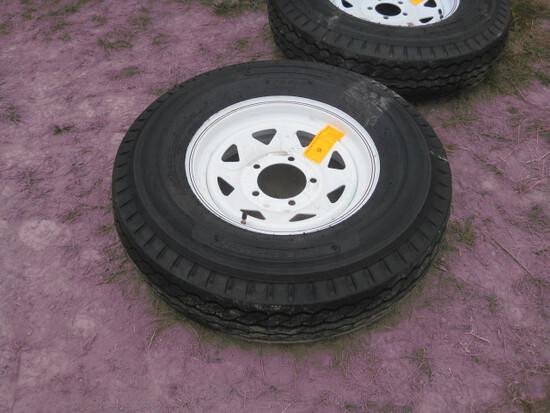 Fullrun ST205/90D15 Tire