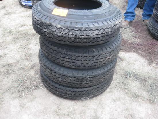 Fullrun ST205/90D15 Trailer Tires