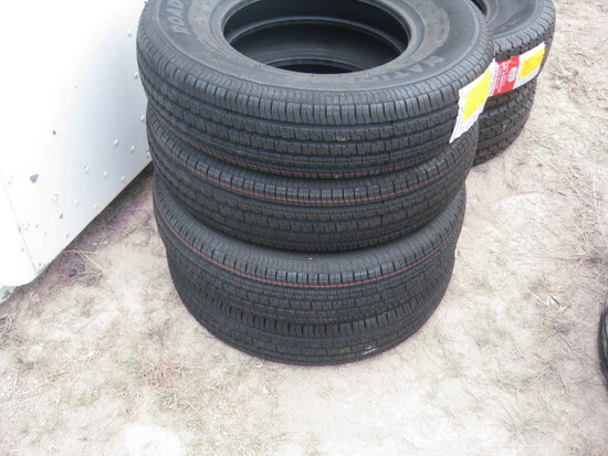 National St185/80/R13 Tires