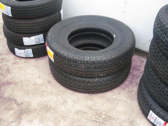 Master Track ST205/80R16 Tires