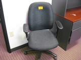Gray Task Chair