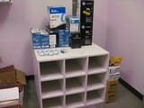 Wooden Cabinet and Misc Toner (26)